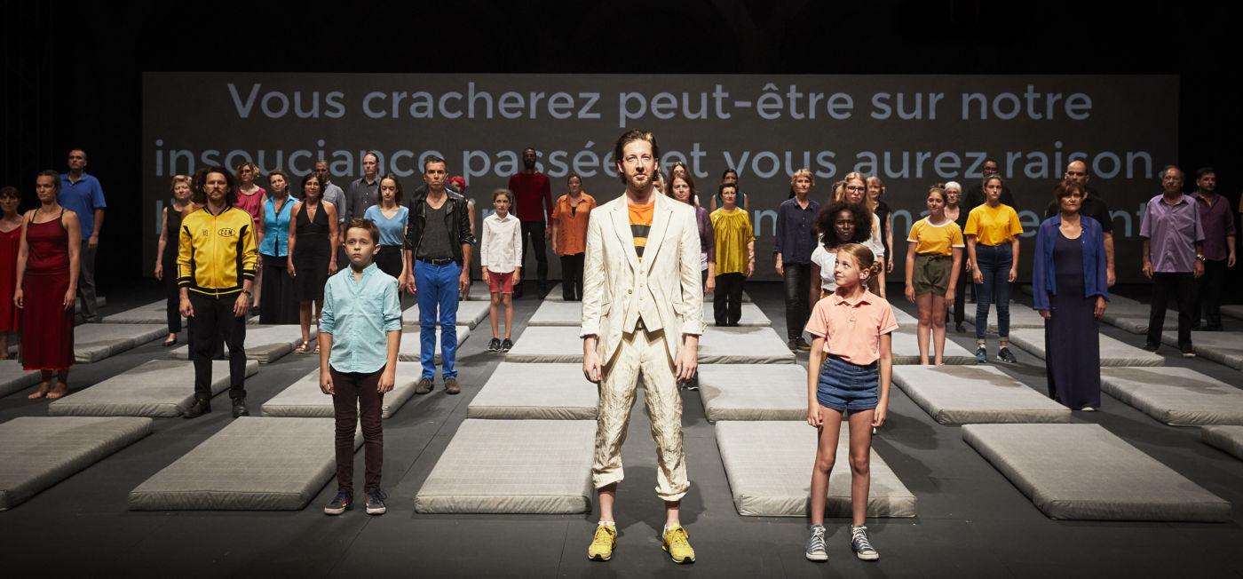 NOUS, L'EUROPE, BANQUET DES PEUPLES Christophe Raynaud de Lage