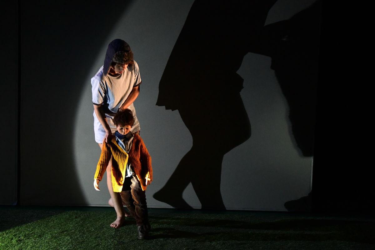 L'Enfant Océan © Eric Miranda