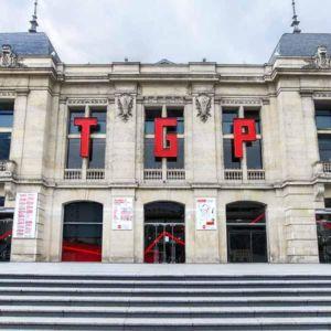 Le Théâtre Gérard Philipe - photo Romain Mallet