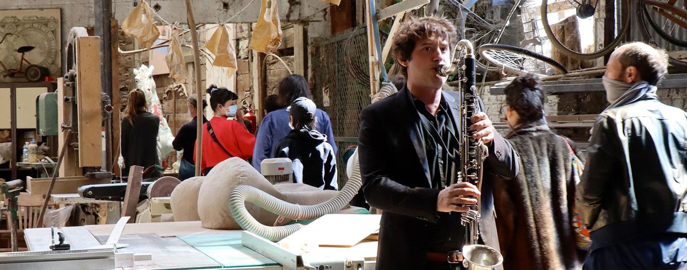 Saint-Denis Jazz club
